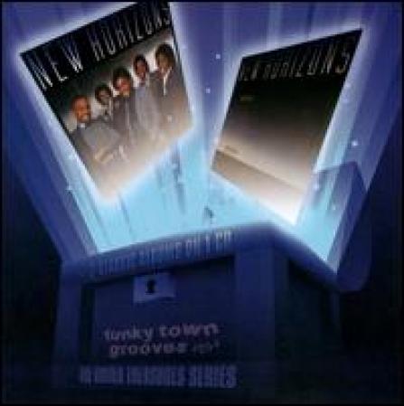 New Horizons - Something New Gonna Have Big Fun (CD)