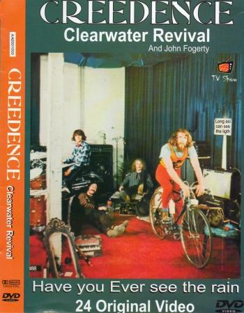 Creedence Clearwater Revival - 24 Original Video