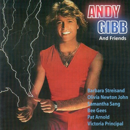 Andy Gibb - And Friends (CD)