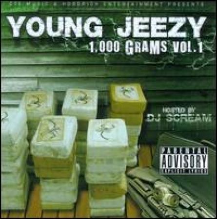 Young Jeezy - 1000 Grams, Vol. 1