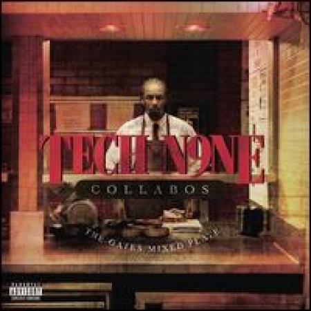 Tech N9ne Collabos - Gates Mixed Plate
