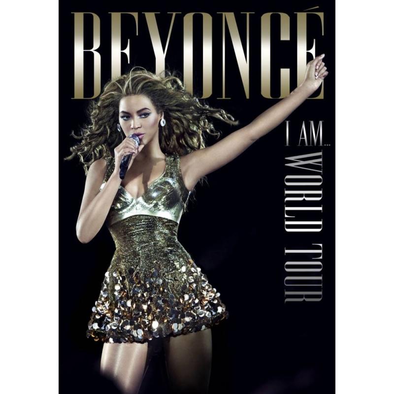 Beyonce - I Am World Tour IMPORTADO