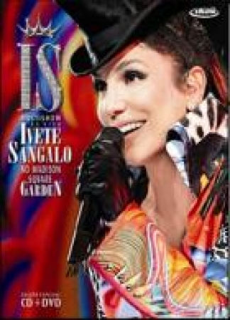 IVETE SANGALO - AO VIVO MADISON DVD