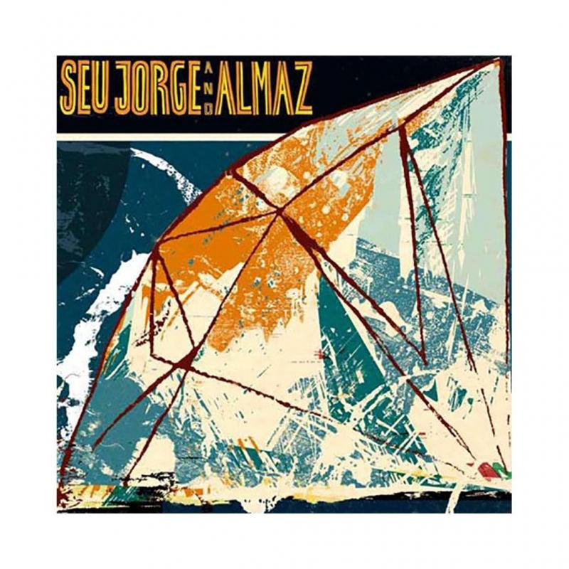 SEU JORGE - SEU JORGE E ALMAZ (CD)