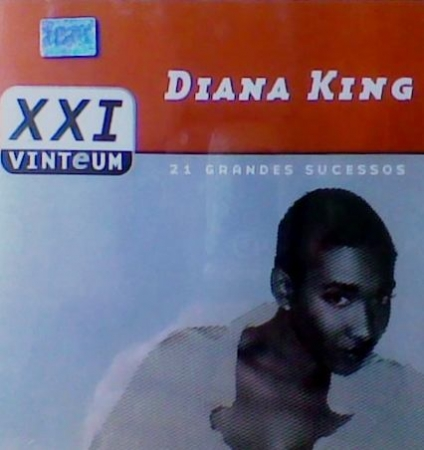 DIANA KING - 21 GRANDES SUCESSOS CD DUPLO