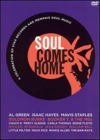 Soul Comes Home: A Celebration of Stax Records DVD