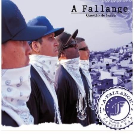 A FALLANGE - QUESTAO DE HONRA (CD)