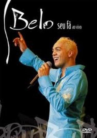 DVD BELO  - SEU FÃ AO VIVO
