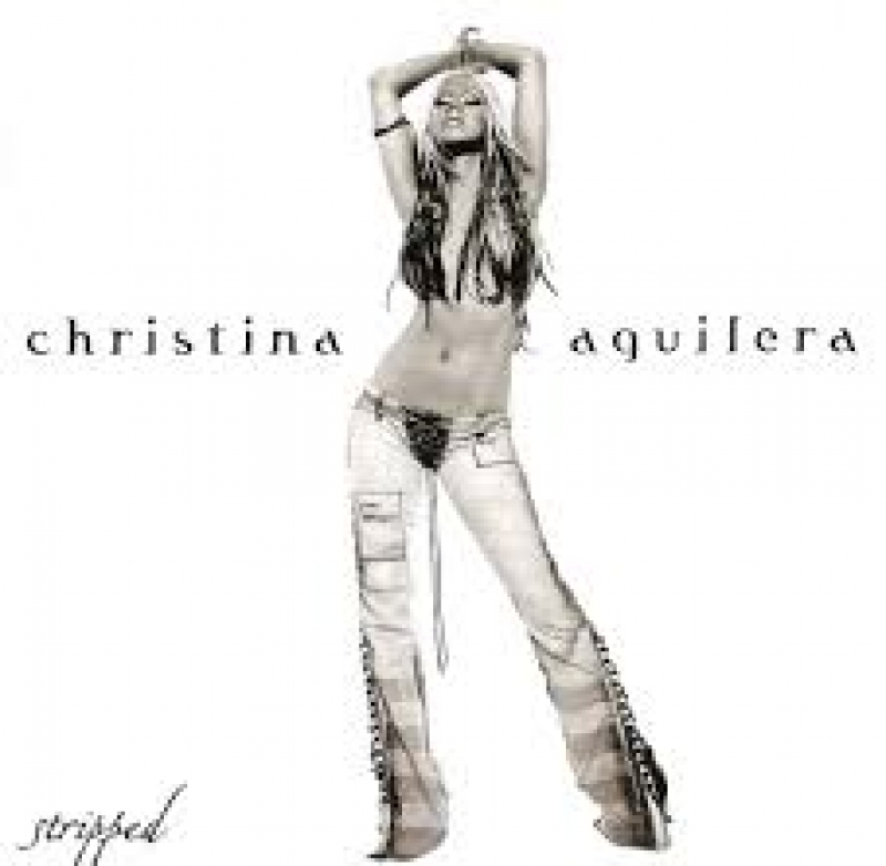 Christina Aguilera - Stripped (NACIONAL)