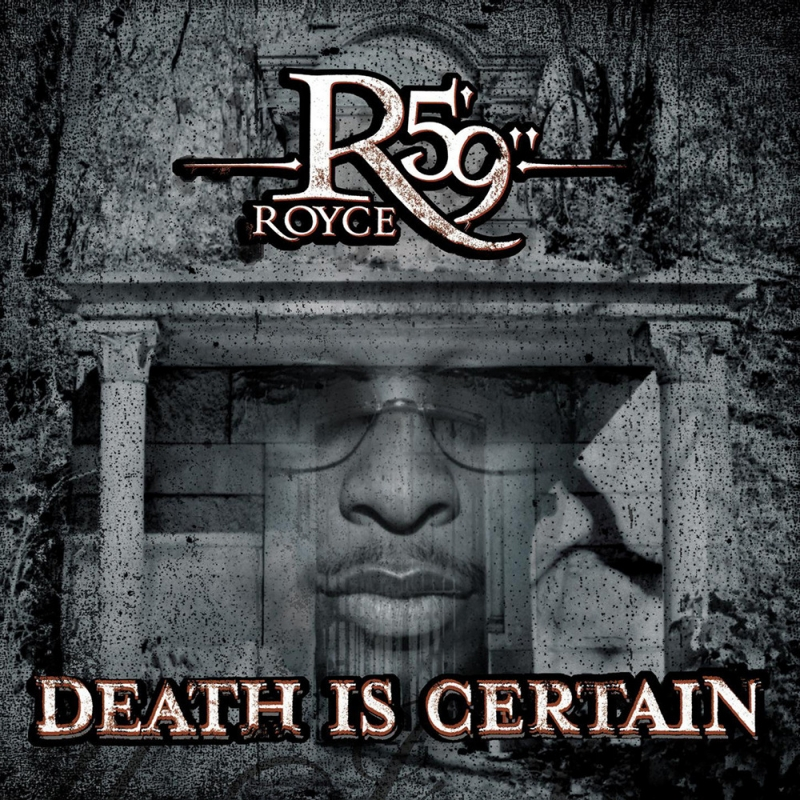 Royce Da 59 - Death Is Certain (CD)