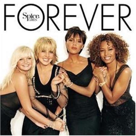 Spice Girls - Forever  IMPORTADO JAPAN PRODUTO INDISPONIVEL