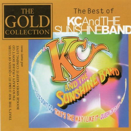 KC AND THE SUNSHINE BAND - THE GOLD COLLECTION PRODUTO INDISPONIVEL