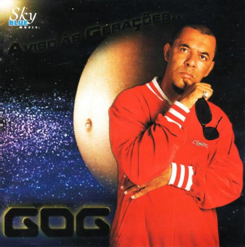 Gog - Aviso as Geracoes (CD) RARO