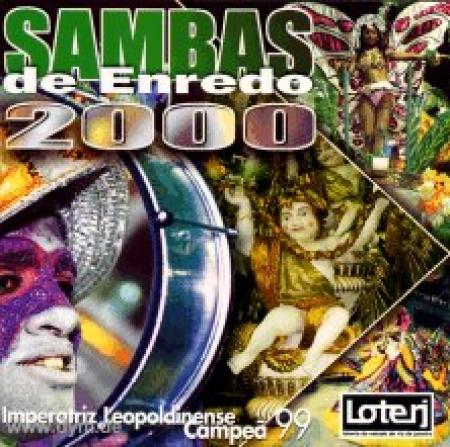 Sambas de Enredo 2000