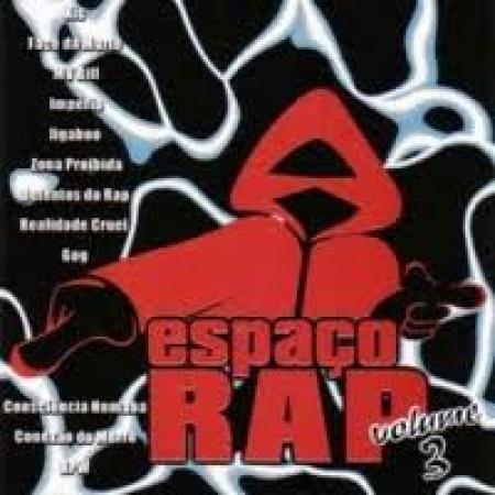 Espaco Rap - Vol 3 (CD)