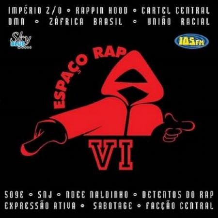 Espaco Rap - Vol 6 (CD)