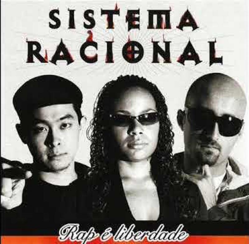 Sistema Racional - RAP E LIBERDADE (CD)