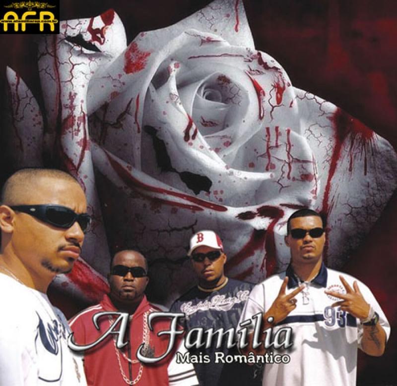 A Familia - Mais Romantico (CD)