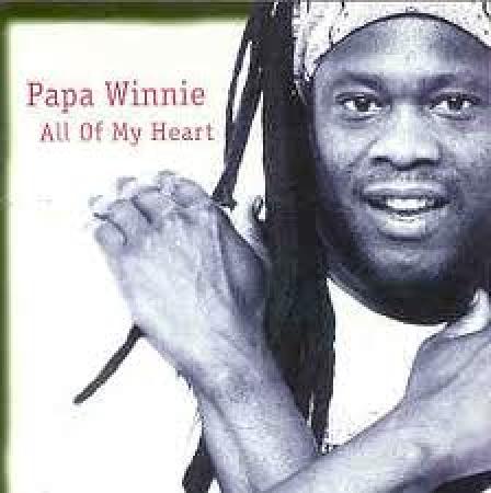 Papa Winnie - All Of My Heart (CD)