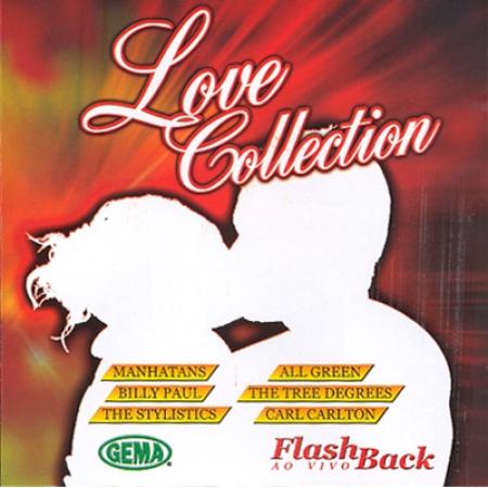 Love Collection - Ao Vivo Flash Back CD