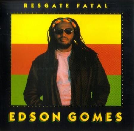 Edson Gomes - Resgate Fatal (CD)
