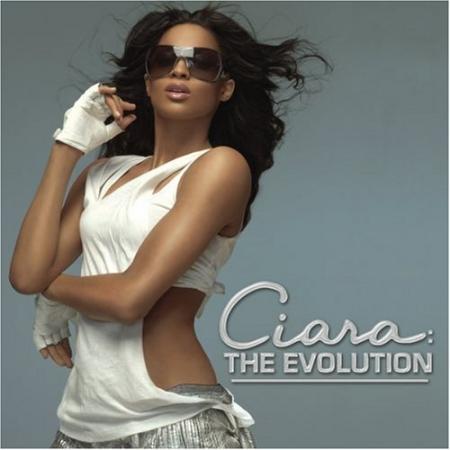 Ciara The Evolution CD+DVD IMPORTADO