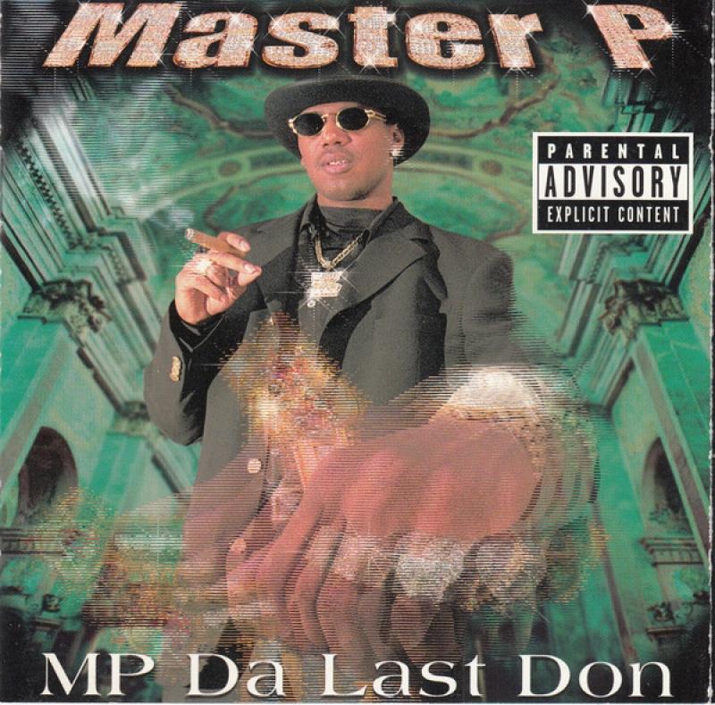 Master P - MP da Last Don CD DUPLO (049925353822)