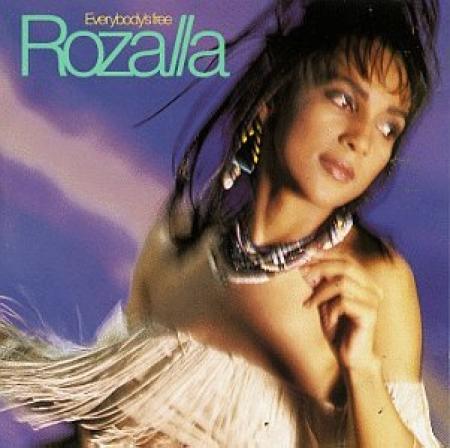 Rozalla - Everybodys Free PRODUTO INDISPONIVEL