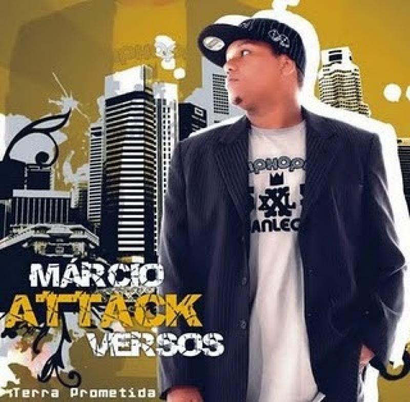 Marcio Attack Versos - A Terra Prometida