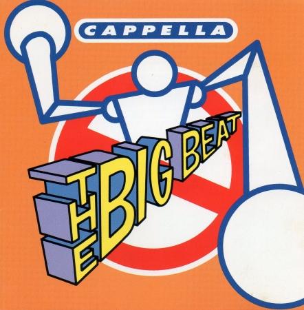 Cappella - The Big Beat SINGLE IMPORTADO