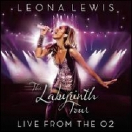 Leona Lewis - Labyrinth Tour: Live at the O2 CD+DVD IMPORTADO