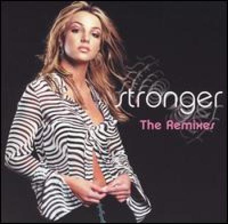 Britney Spears - Stronger IMPORTADO