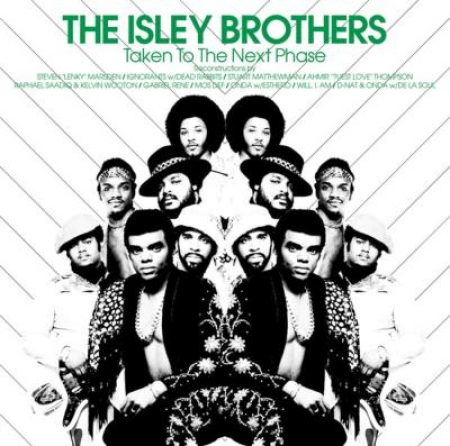 The Isley Brothers - Taken to the Next Phase
