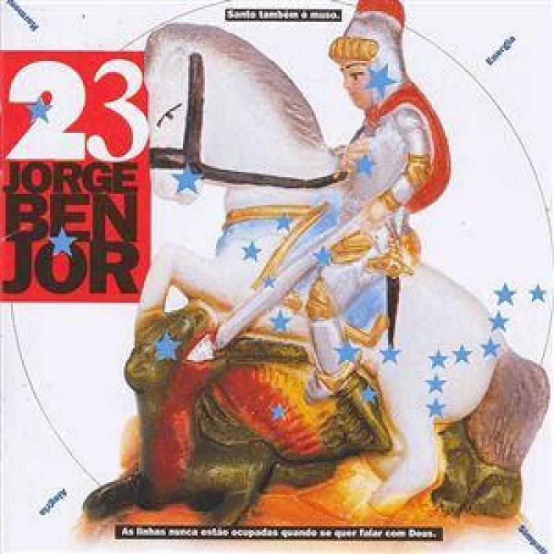 Jorge Ben Jor - 23 (CD)