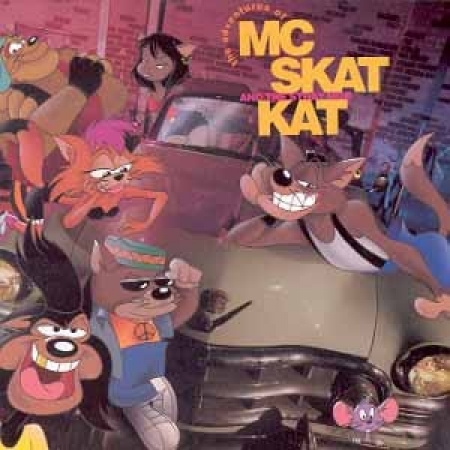 MC Skat Kat and The Stray Mob - The Adventures of MC Skat Kat and The Stray Mob