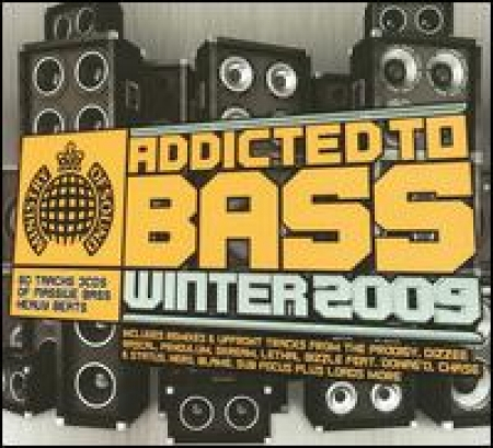 Addicted to Bass: Winter 2009 - Various Artists 3CDS