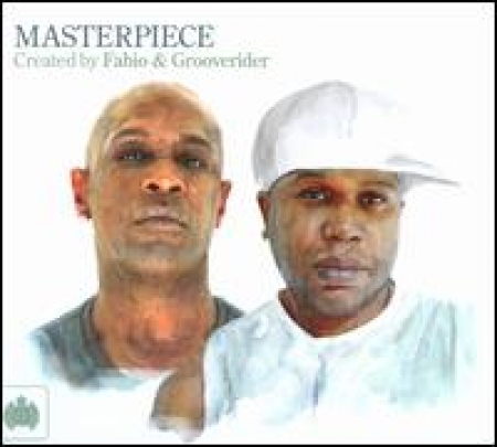 Fabio & Grooverider  - Masterpiece Fabio & Grooverider 3CDS