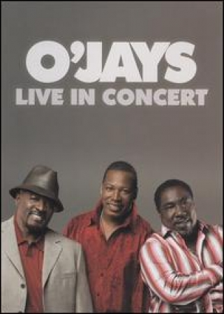 O'Jays - Live in Concert DVD IMPORTADO