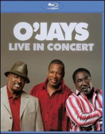 O'Jays - Live in Concert Blu-ray IMPORTADO
