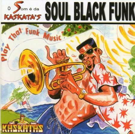 Soul Black Funk 70s & 80s - COLETANEA FLASH BACK