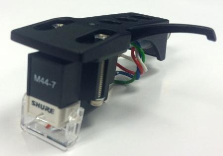 Kit Shure M44-7 - (Shell+Capsula+Agulha)