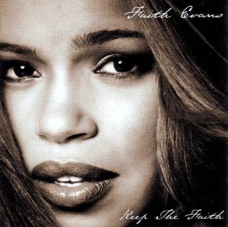 Faith Evans - Keep The Faith (CD) IMPORTADO