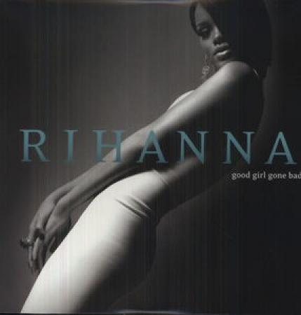 LP Rihanna - Good Girl Gone Bad (VINYL DUPLO IMPORTADO LACRADO)