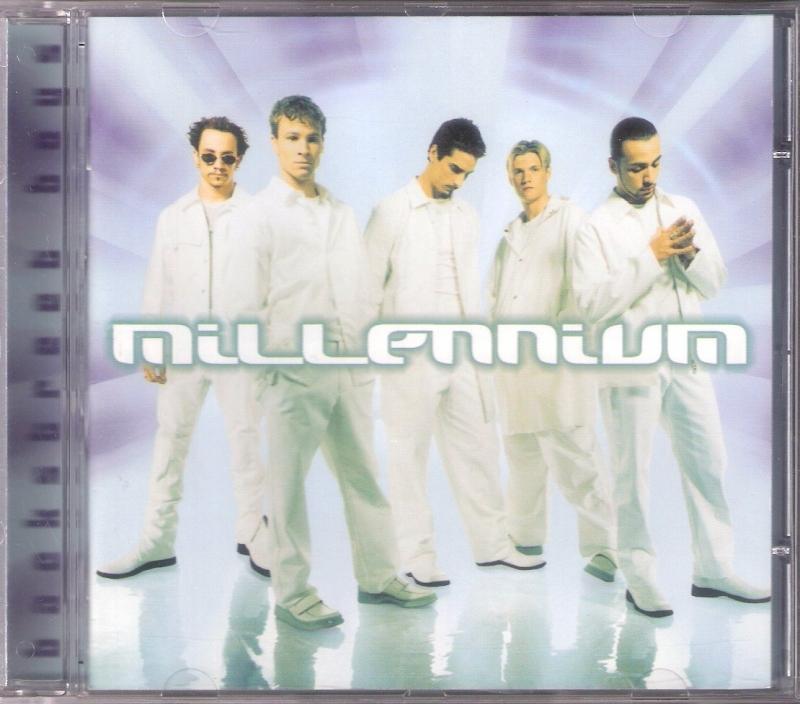 Backstreet Boys - Millennium IMPORTADO