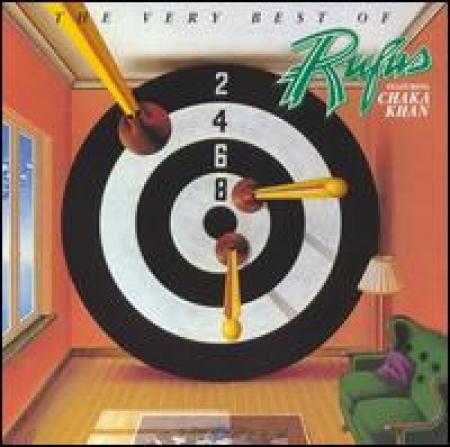 Rufus & Chaka Khan - Very Best of Rufus Featuring Chaka Khan IMPORTADO