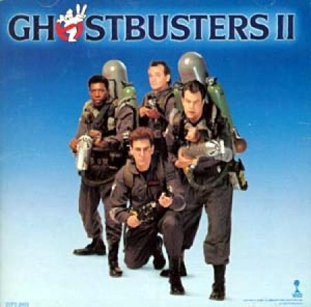 Ghostbusters II - TRILHA DO FILME (CD)