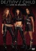 Destinys Child - Live in Atlanta DVD NACIONAL