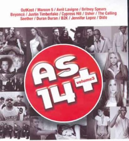 AS 14+ VOLUME 3 - COLETANEA