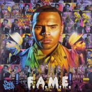 Chris Brown -  F.A.M.E Deluxe IMPORTADO (CD) LACRADO