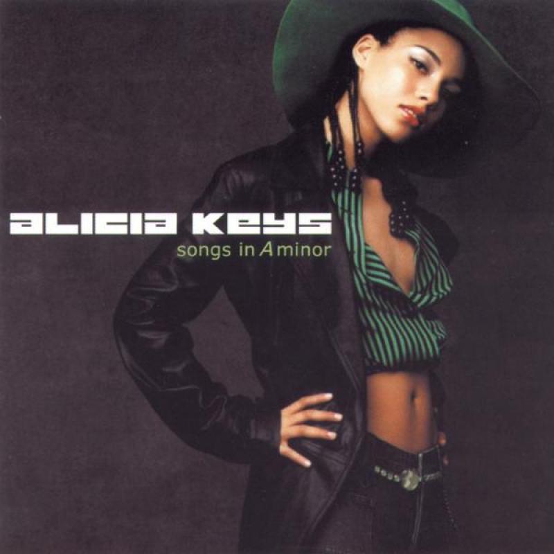 Alicia Keys - Songs a minor (CD)